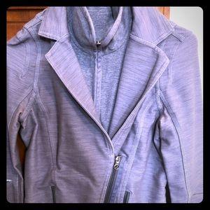 Lululemon zip jacket size 4